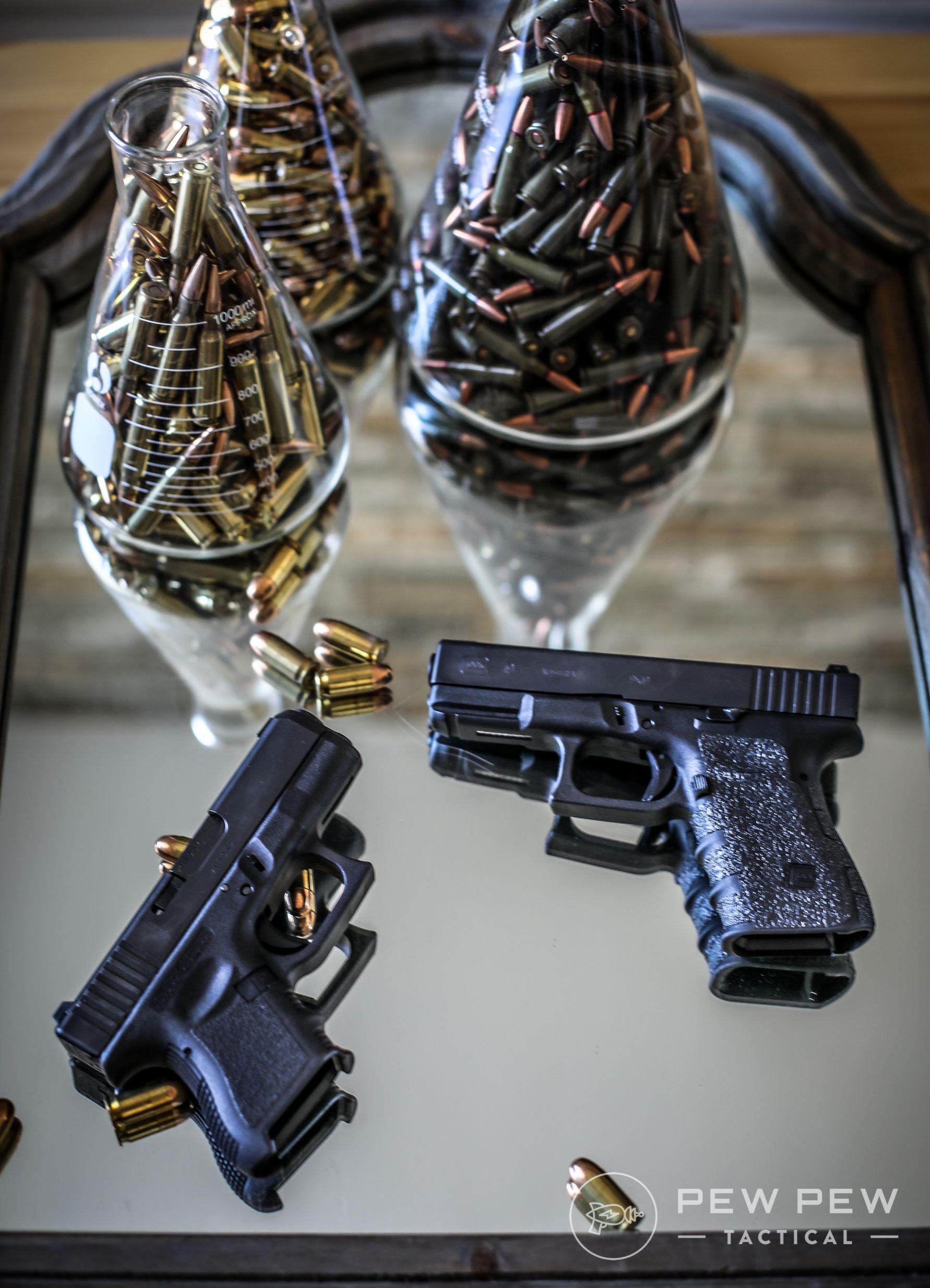 Best Handgun For Beginners Home Defense 2019 Self