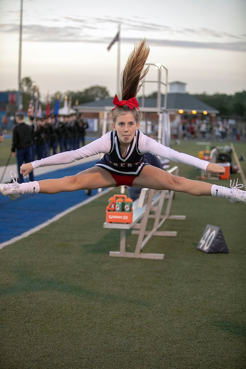 Pin by Talon Yearbook on 2019 Cheer Running, Cheer, Sports
