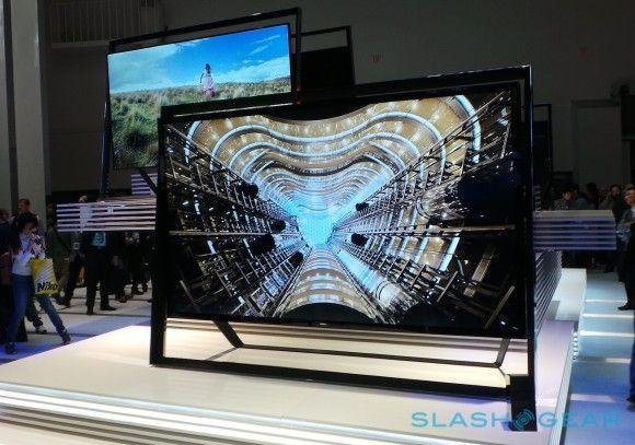 Samsung Ultra HD TV de 110 pulgadas