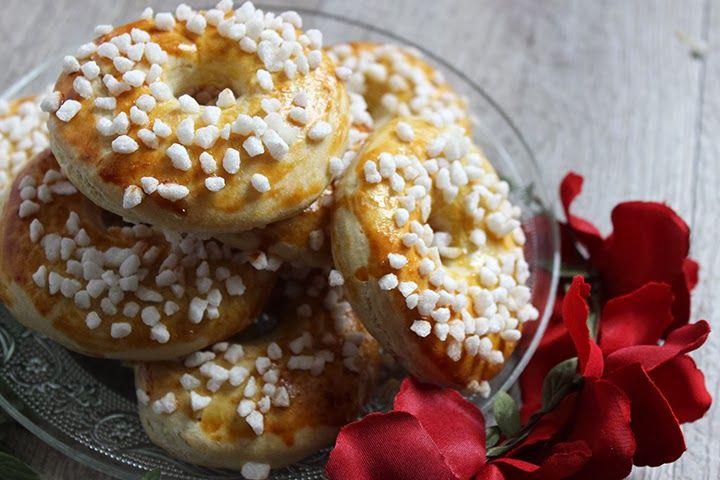 Bonjour Darling - Blog Illustration, Cuisine et DIY Bordeaux: ♛ Brioches-Donuts des rois ♛
