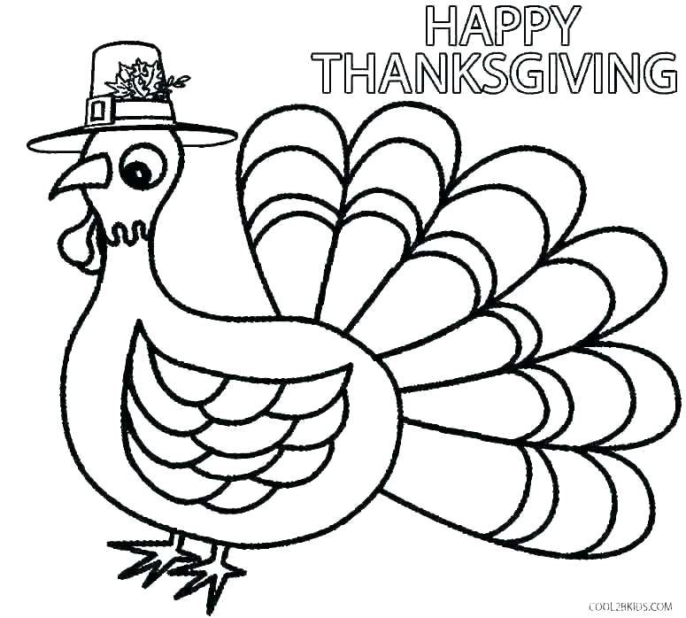 cute turkey coloring pages imranbadami.co Turkey