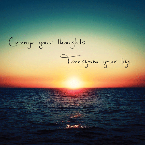 Change Inspirational Quotes: Change Your Thoughts, Transform Your Life (Search Quotes