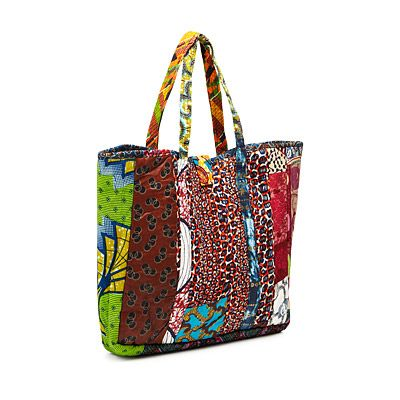 Look what I found at UncommonGoods: global tote... for $24.99 #uncommongoods- i love a bag