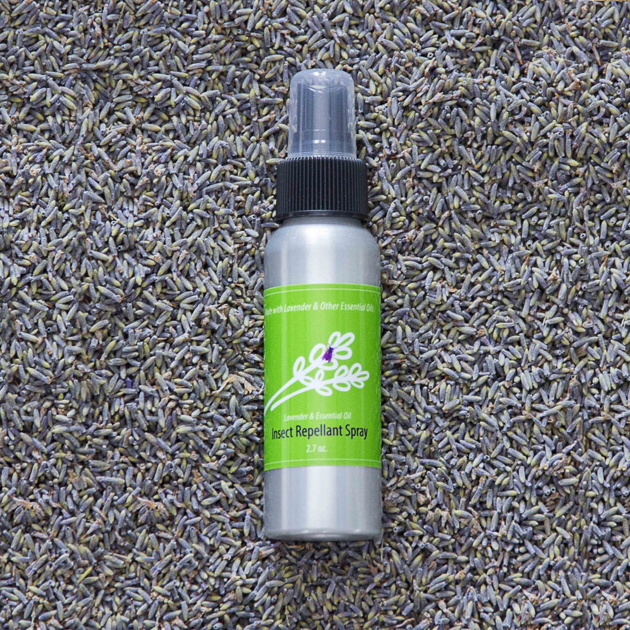 Lavender Insect Repellant Spray 2.7 oz Insect repellent
