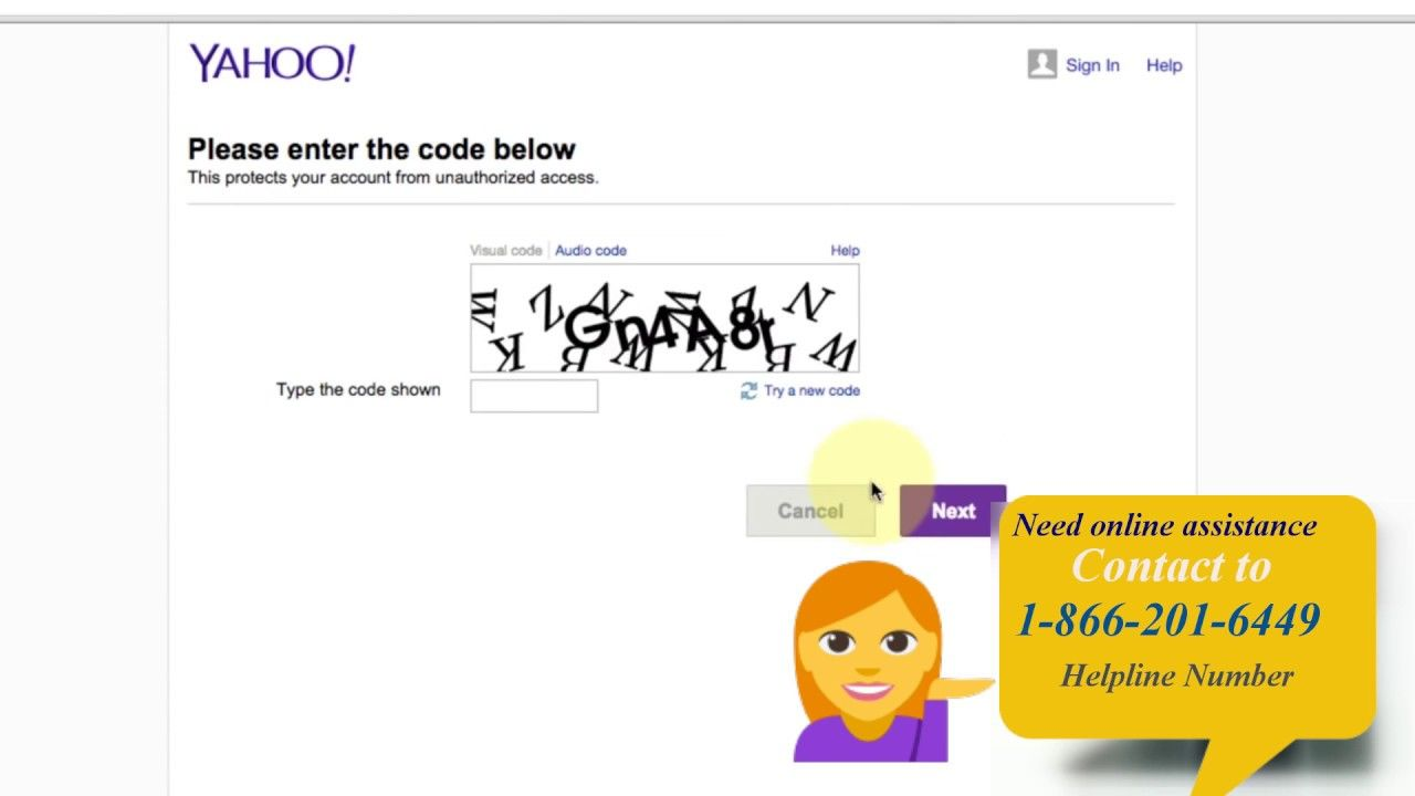 how to find yahoo password without security question