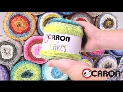 Whirlwind of Caron Cakes Exclusively at Michaels Stores