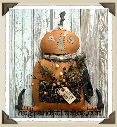 primitive decor | Country and Primitive Fall and Halloween Home Decor Items at ...