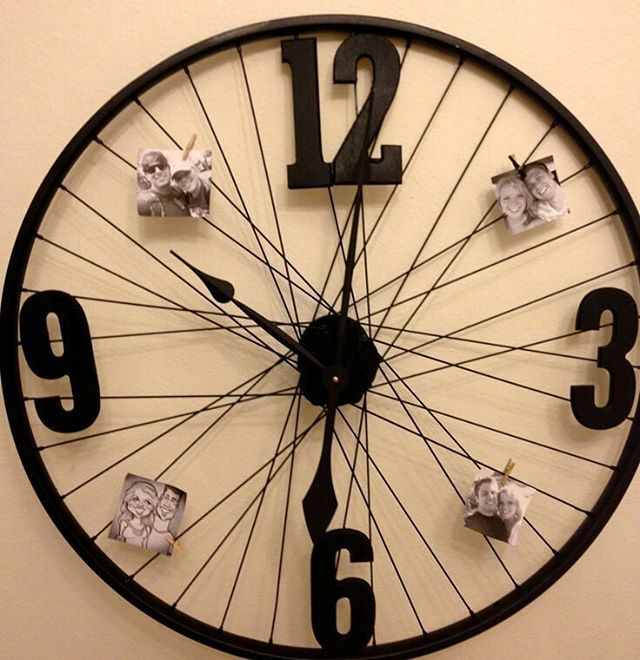 Cool Clock | Metal Welding, Artwork Hand Crafted | Pinterest ...
