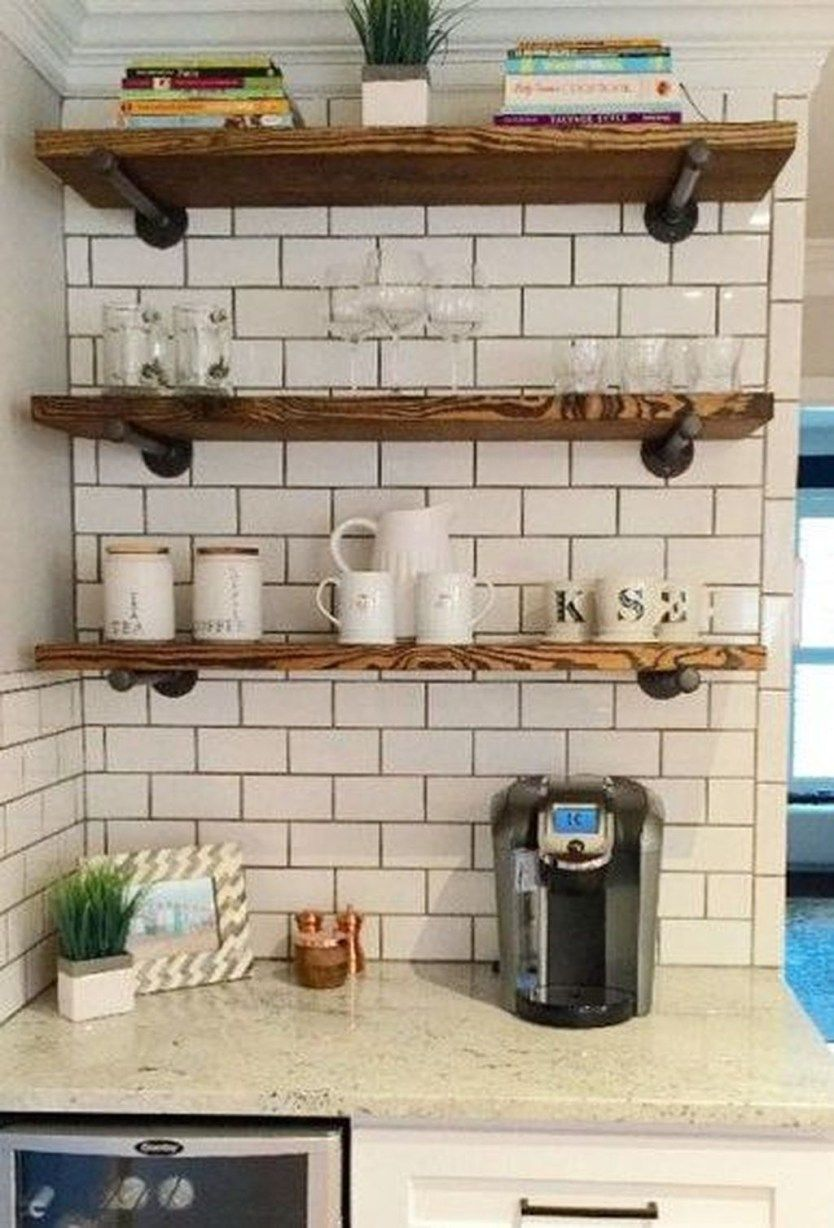 creative diy floating shelf ideas to save space 29 on creative space saving cabinets and storage ideas id=78953