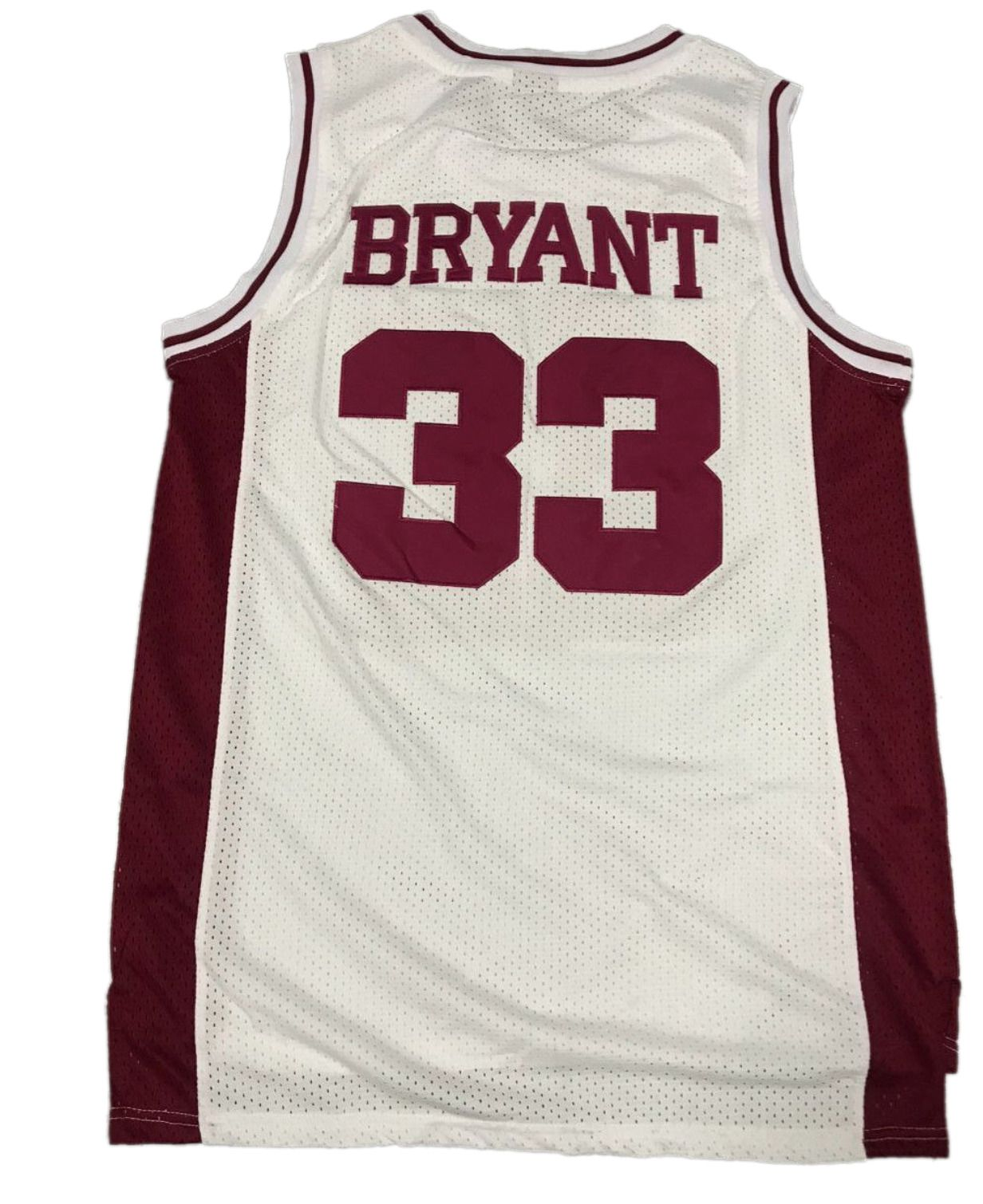eb191debe Kobe Bryant  33 Lower Merion High School Basketball Jersey  14.99 End Date   2018-