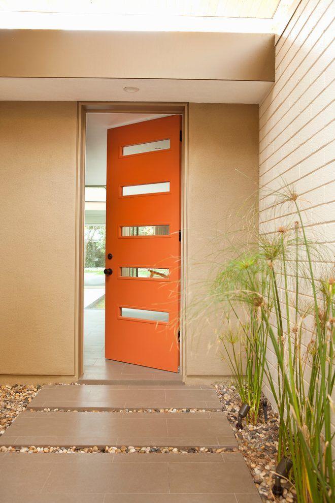 Diy Front Door Ideas Modern Front Door Painted Front Doors Doors