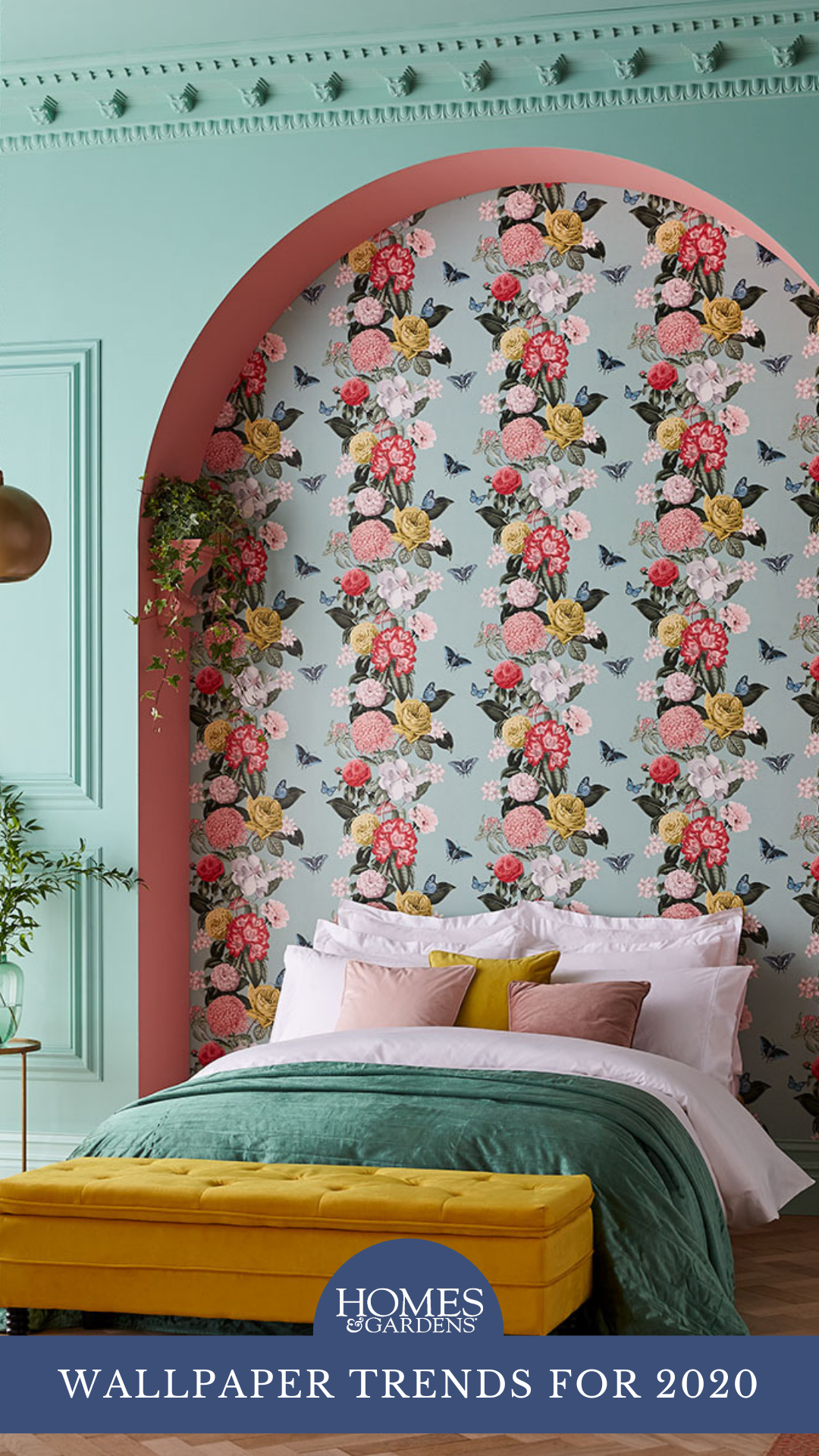 Browse the key wallpaper looks to update your walls for