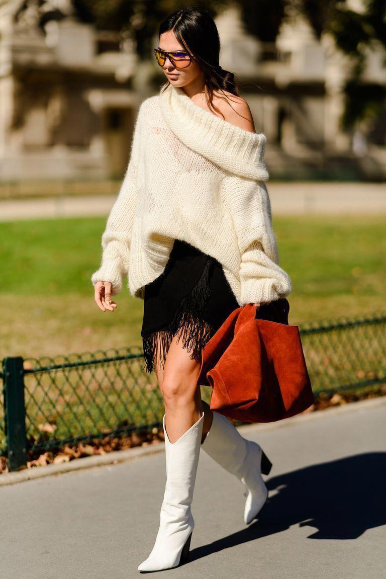 d3da7c06845 The Best Street Style from Paris Fashion Week #bestwomensfashion ...