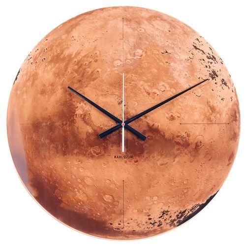 Karlsson Uhren karlsson mars wanduhr ø 60 cm jetzt bestellen unter https moebel