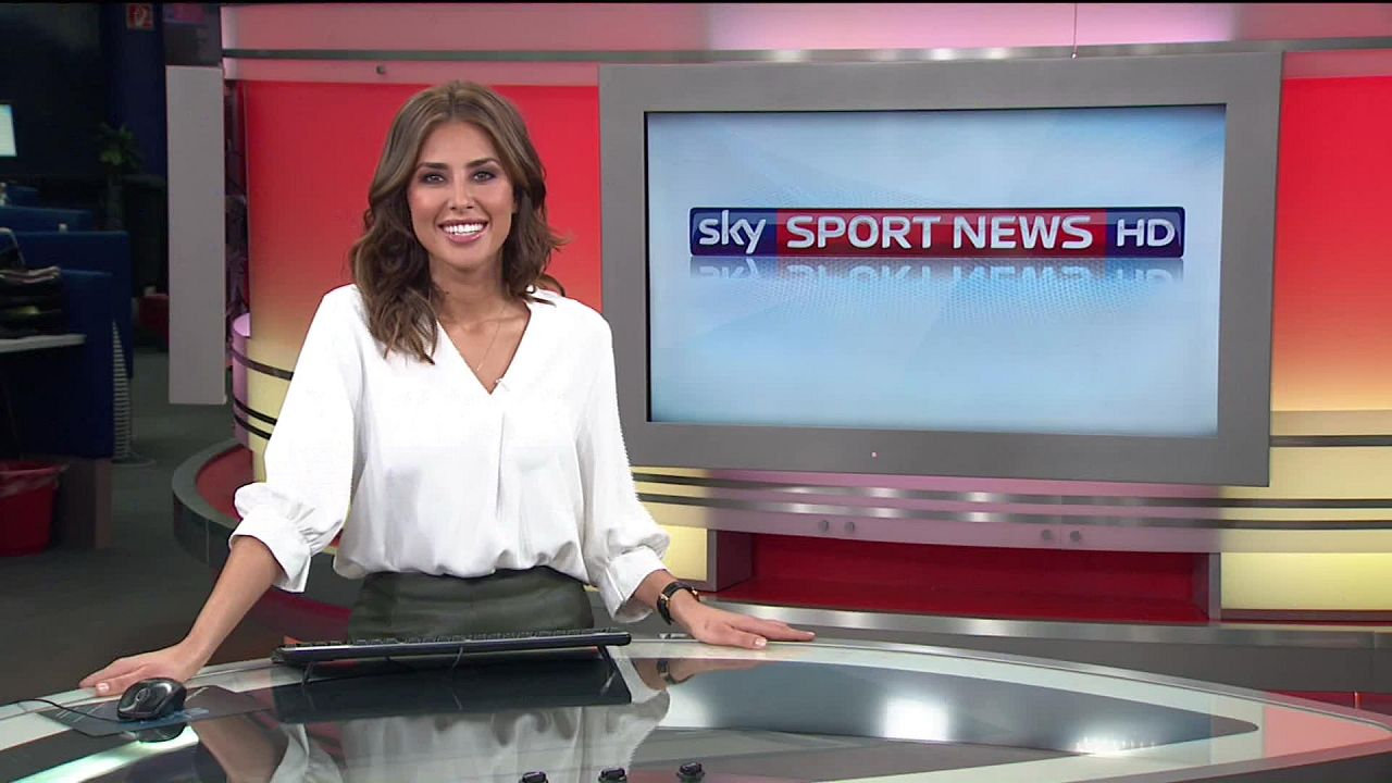 Sky Sport News Hd Moderatorin Aktuell