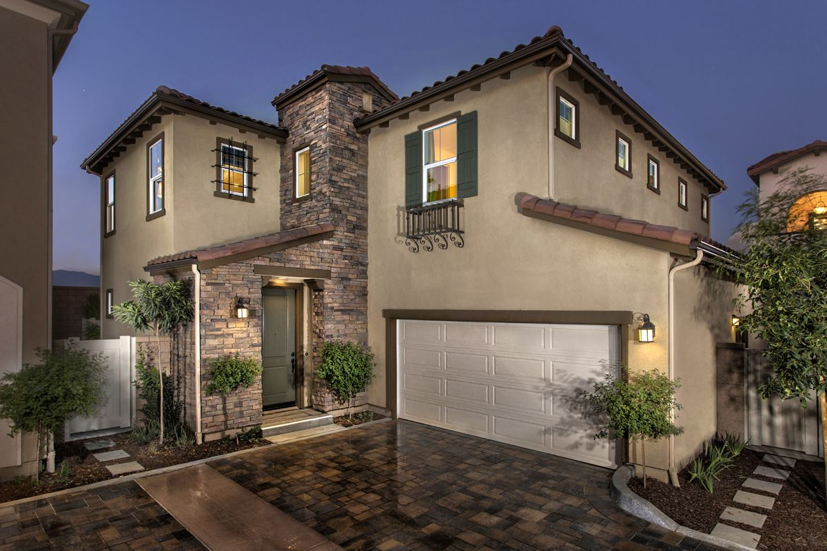 Serene at the Lodge, a KB Home Community in Eastvale, CA (Riverside ...