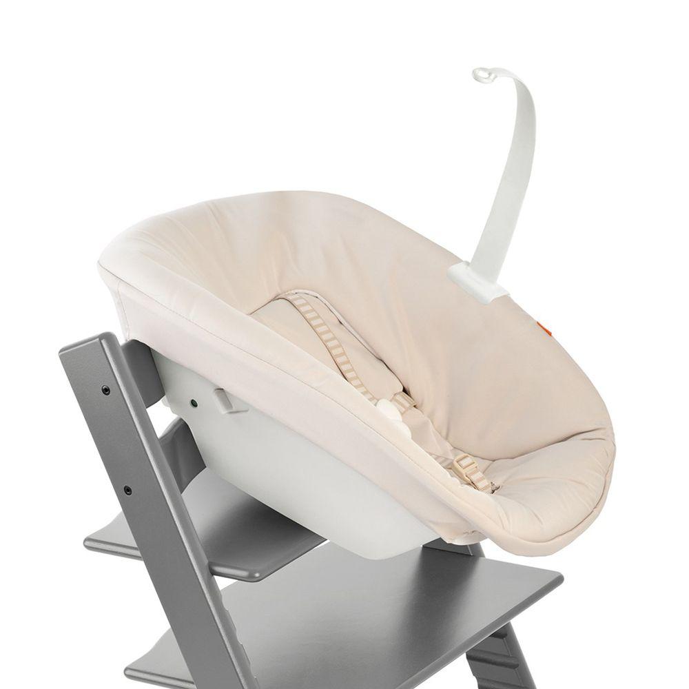 Сиденье для новорождённого в стульчик stokke tripp trapp newborn set