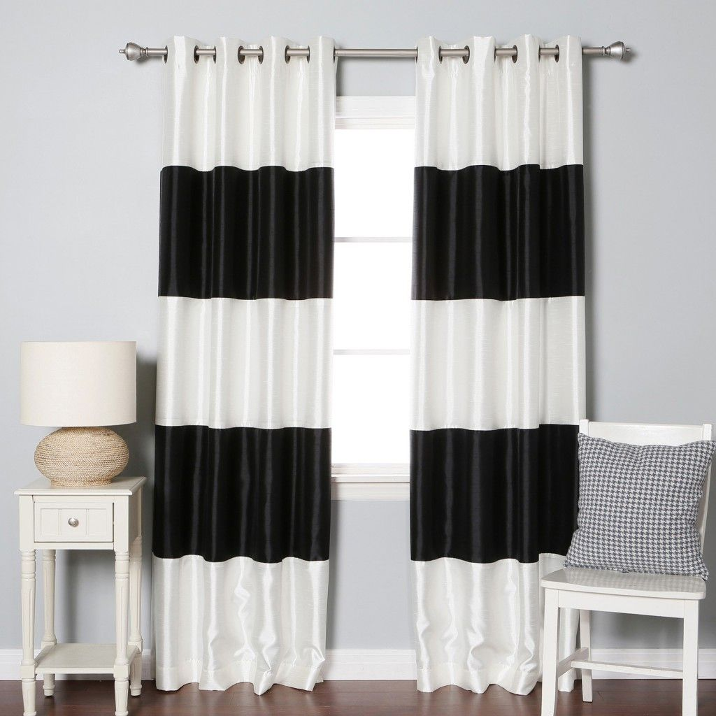 Black And White Striped Curtains Ikea Review |  1000 design home ... for Black And White Striped Curtains Ikea  75tgx
