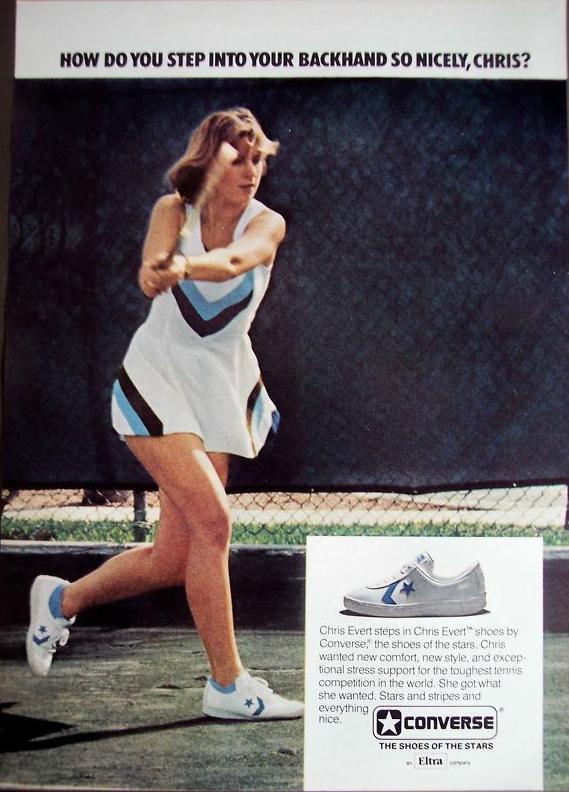 25debfbb0c69 Converse shoes ad. Converse shoes ad Converse Tennis ...