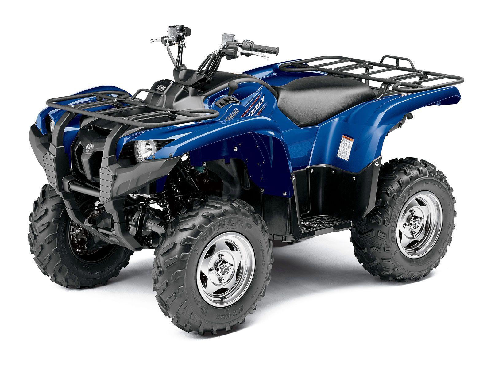 Yamaha Grizzly 550...my fourwheeellerrr <3 | Bikesss | Pinterest ...