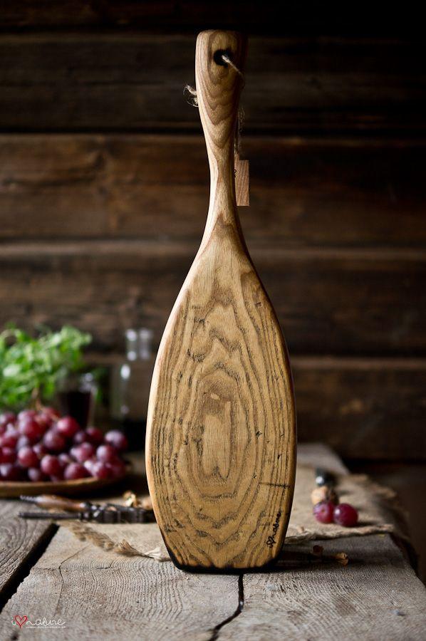 Vintage style serving board