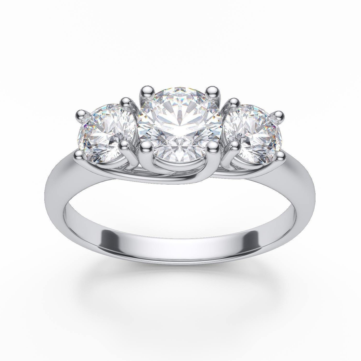 wedding engagement rings products campbell round jewellers ireland brilliant halo ring dublin peridot diamond white gold