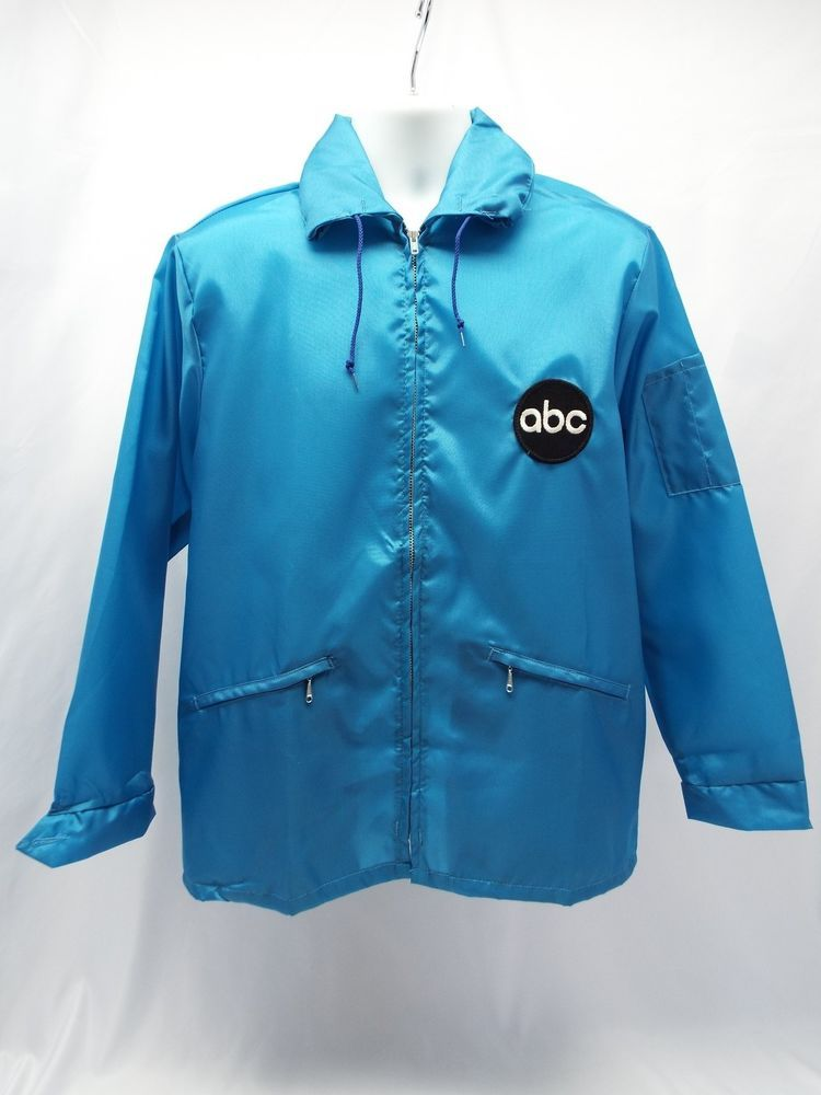 New Vintage ABC WIDE WORLD OF SPORTS Crew Staff