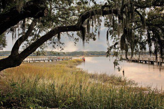 Fishcamp on Broad Creek, Hilton Head - Restaurant Reviews ...