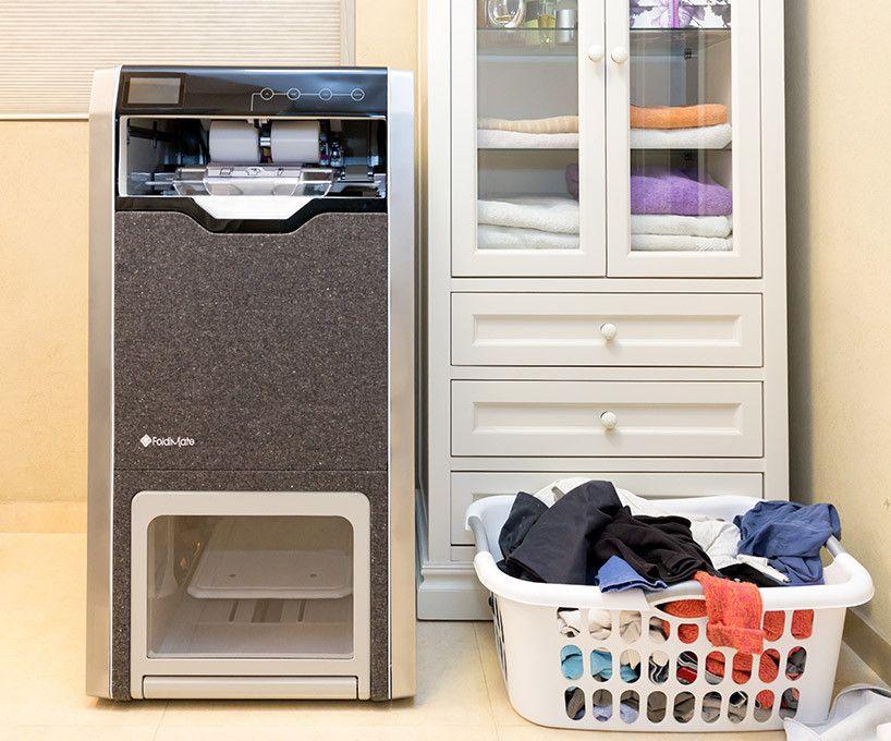 Foldimate Laundry Folding Machine Laundry Room Technology Folding Machine Folding Laundry Smart Home