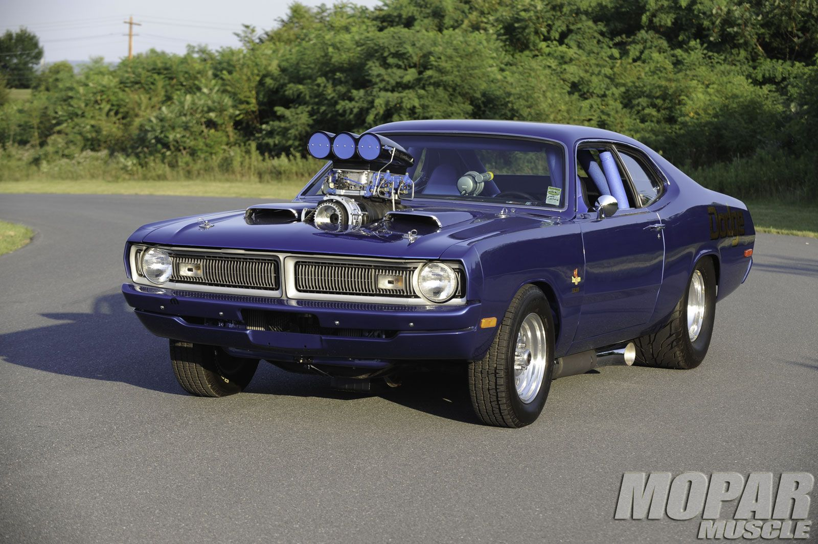 Dodge Demon | Hemi-Powered 1971 Dodge Demon - Exclusive Photos ...