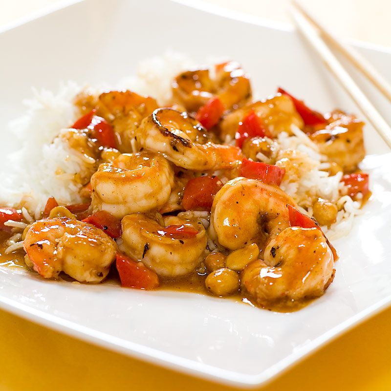 Kung Pao Shrimp Recipe - Cook's Country