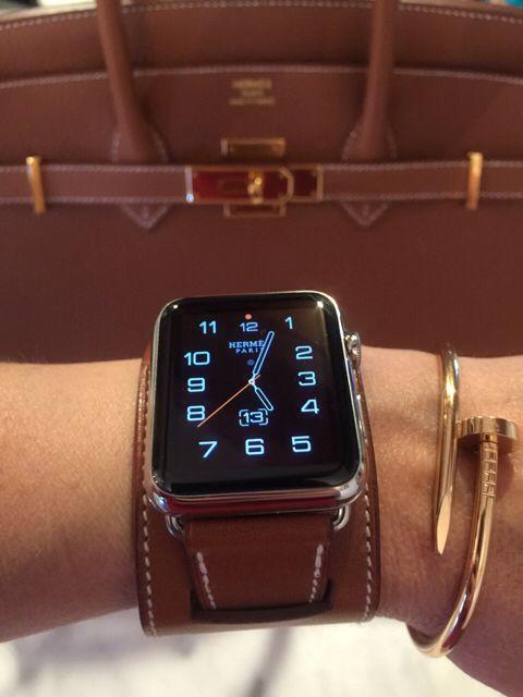 a8d15ad52f8 Hermes Apple Watch