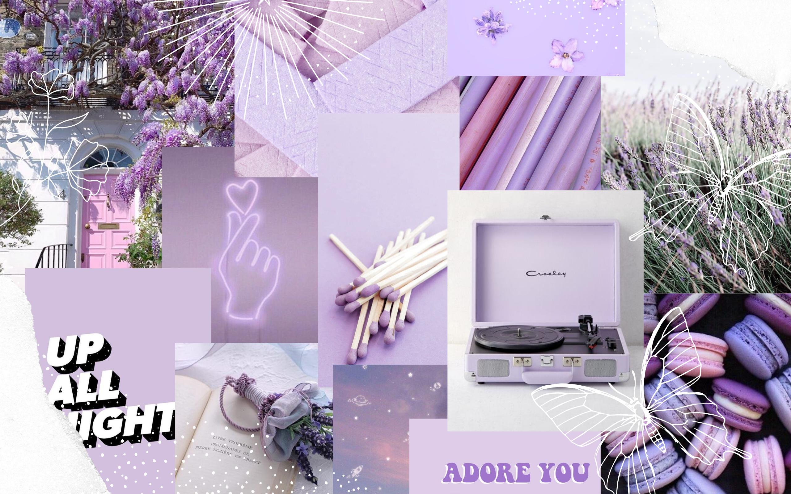 Aesthetic Wallpaper Laptop Purple Cute Desktop Wallpaper Aesthetic Desktop Wallpaper Macbook Wallpaper