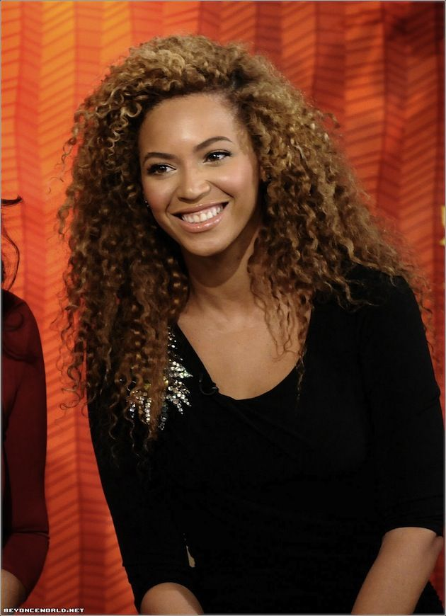 I Really Liked This More Natural Look On Beyonce Think It Made Her Very Youthful And Relaxed