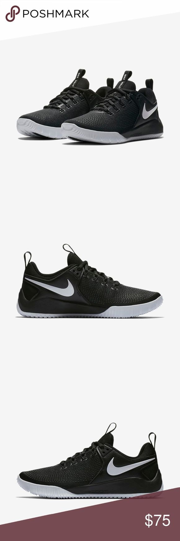 Nike Zoom Hyperace 2 Nike Damen Zoom Hyperace 2 Schwarz Weiss Nike V Fashionaccessories Fashioninfluencer Ootdfashi Nike Zoom Volleyball Shoes Nike Women