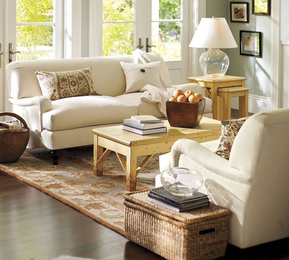 70+ Stunning Pottery Barn for Small Spaces Ideas ...