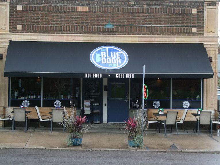 Blue Door Blue Door Mall Of America Local Eatery