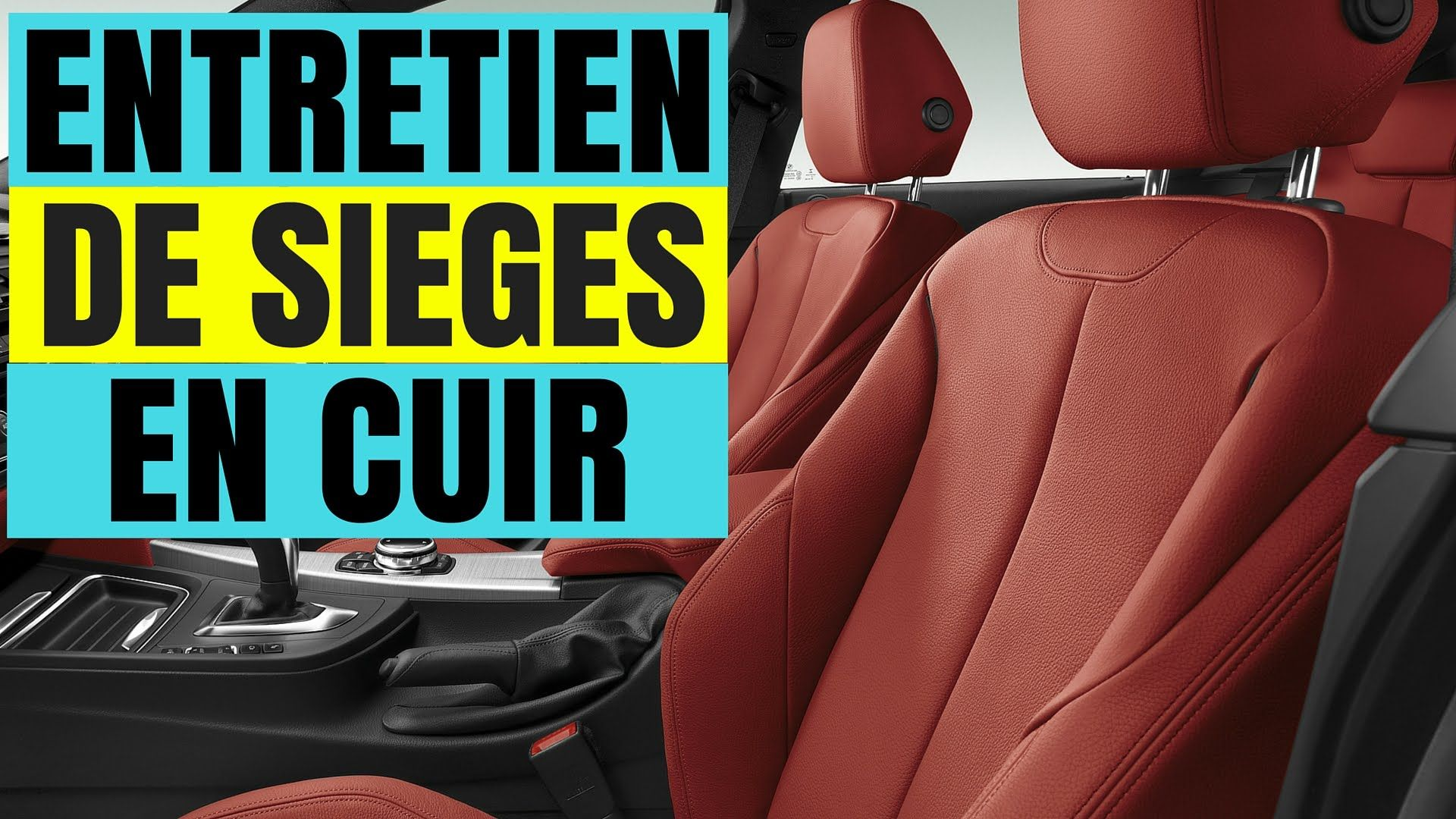 How to clean and condition leather seats youtube