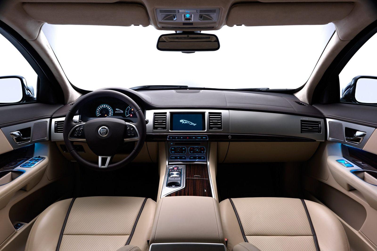 XF Sportbrake interior | jaguars & more | Pinterest