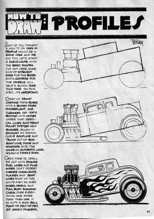 cartoontutorial5.jpg (500×708) | Car drawings, Cartoon car drawing ...