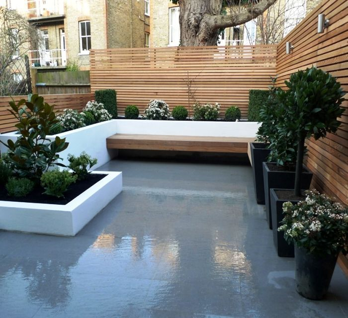 High Quality 20 Rooftop Garden Ideas To Make Your World Better. Garden SlabsTerrace ...