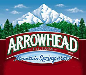 Arrowhead Brand Mountain Spring Water