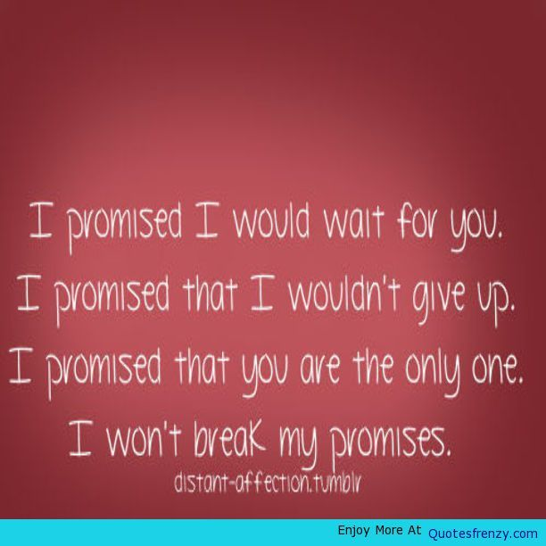 Myposts Love Relationships Inspirational Promise Ldr Quote ...