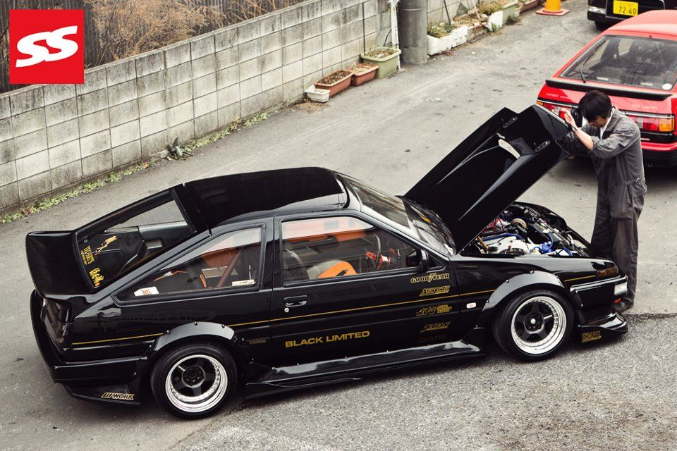 Pin by Peter Sinkevich on Automobiles Pinterest AE86