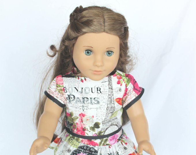 Girl doll clothesDoll Dress 18 inch AG Doll Clothes Doll | Etsy