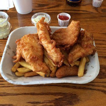 Skipper S Fish Fry Apex Nc Is A Casual Order At