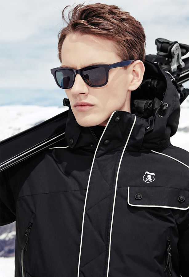 a6be5f604b The Kooples SPORT Man collection FW 2013-14 #ski #padded #jacket #thekooples  #sport