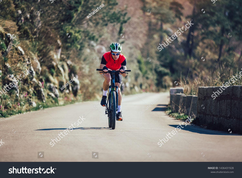 Ride Mountain Bike On Road