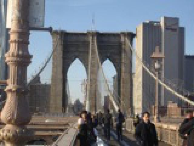 How Long It Takes To Walk The Brooklyn Bridge Nyc Trip