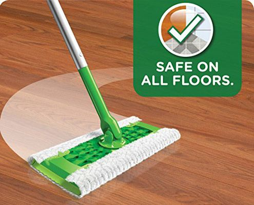 Swiffer Sweeper Dry Sweeping Pad Refills For Hardwood And Floor Mop